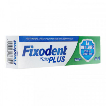 Fixodent Duo Protection creme fixatrice 40gr
