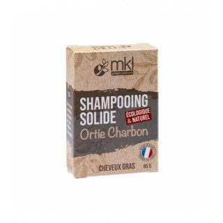 MKL Shampooing solide cheveux gras - 65g