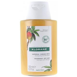 Klorane Shampoing nutritif à la Mangue - 100ml