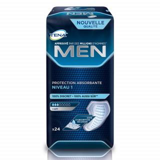 Tena Men niveau 1 homme x24