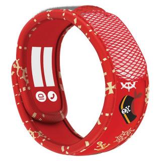 Parakito Kids Bracelet anti-moustiques Caraïbes + 2 recharges