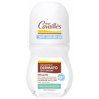 Rogé Cavaillès Déodorant dermato anti-odeurs 48h Roll'On - 50ml