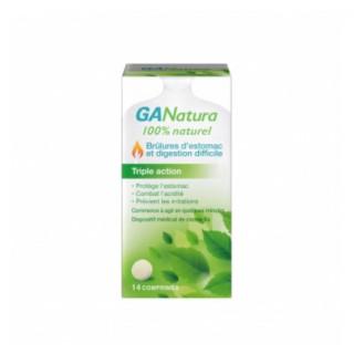 Reckitt & Benckiser GANatura - 14 comprimés