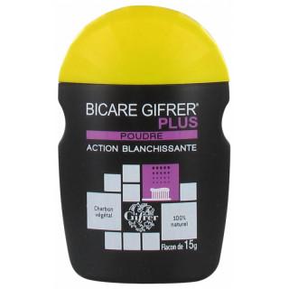 Gifrer Bicare Plus Poudre action blanchissante - 15g