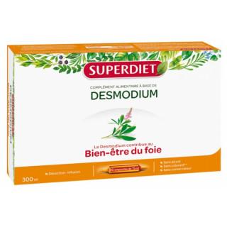 Super Diet Desmodium - 20 ampoules