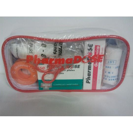 PharmaDose Trousse de Secours