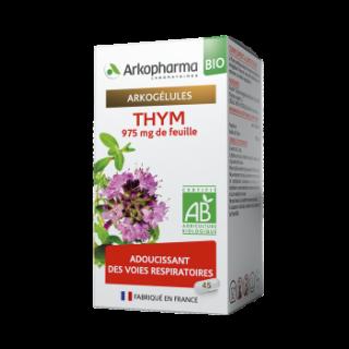 Arkogélules Thym Bio - 45 gélules