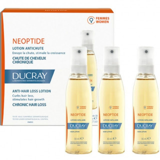 Ducray Neoptide Lotion antichute femme - 3 x 30ml
