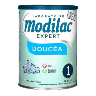 Modilac Doucéa lait 1er âge - 800g