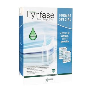 Aboca Fitomagra Lynfase 12 Flacons +12 offerts