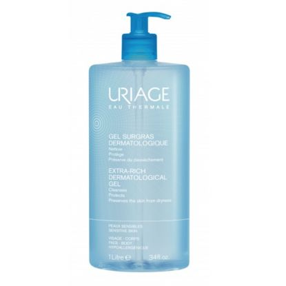 Uriage gel surgras 1 litre