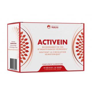 Prescription Nature Activein - 60 gélules