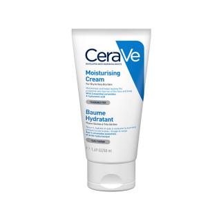 Cerave Baume hydratant visage et corps - 50ml