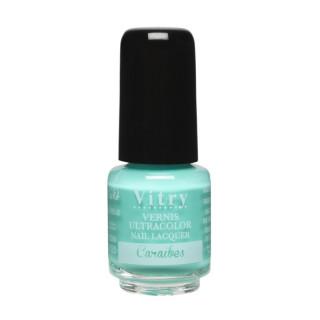 Vitry Les Verts Vernis à ongles Caraïbes - 4ml