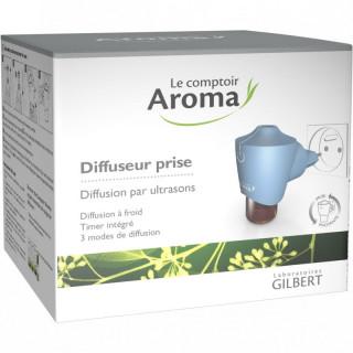 Le Comptoir Aroma Diffuseur prise pour huiles essentielles Oya