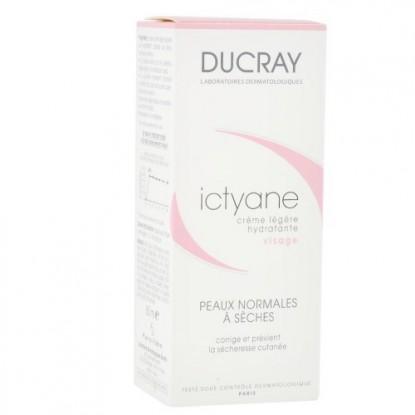 Ducray Ictyane Creme legere 50ml