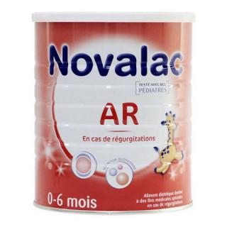 Novalac AR Lait 1er âge - 800g