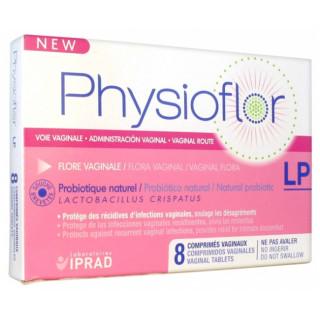 Physioflor LP - 8 comprimés