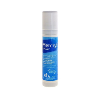 Mercryl Spray antiseptique - 50ml