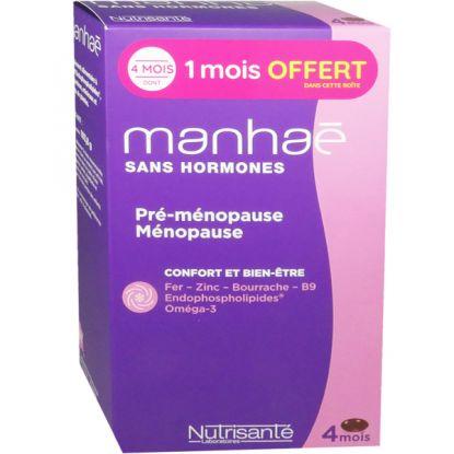 Manhaé Cure de 4 Mois, 120 cpr