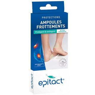Epitact Plaque de protection anti-ampoules et échauffements - 10 x 10 cm