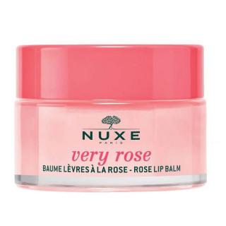 Nuxe Very Rose Baume hydratant lèvres à la rose - 15g