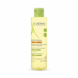 A-Derma Exomega Control Huile lavante émolliente - 200ml