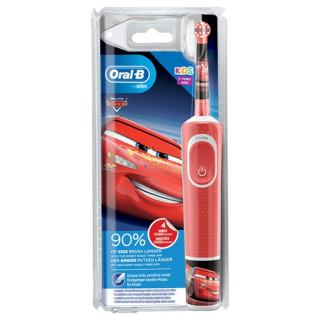 Oral B Kids Brosse à dents électrique Cars + 3 ans