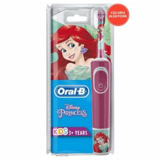 Oral B Kids Brosse à dents électrique Princesse + 3 ans