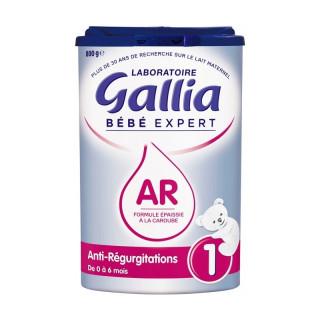Gallia Bébé Expert AR 1 lait 1er âge - 800g
