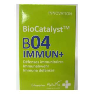 MelioVie BioCatalyst B04 Immun+ Défenses immunitaires - 15 gélules