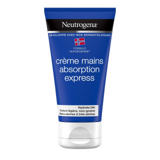 Neutrogena Crème mains absorption express - 75ml