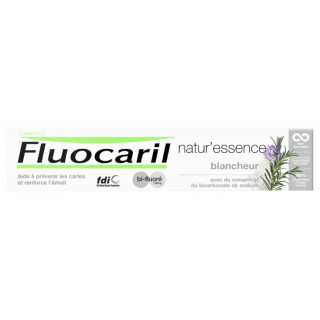 Fluocaril Natur'Essence Dentifrice blancheur bi-fluoré - 75ml