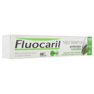 Fluocaril Natur'Essence Dentifrice protection complète bi-fluoré - 75ml
