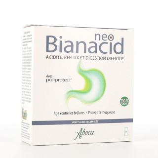 Aboca NeoBianacid acidité et reflux - 20 sachets