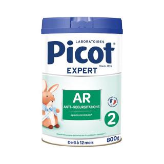 Picot Expert Lait 2ème âge AR - 800g