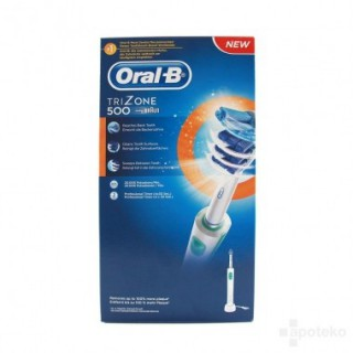 Brosse à Dent Oral B Trizone 500