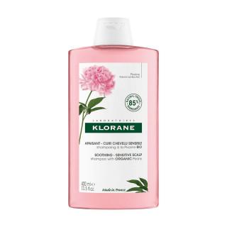 Klorane Shampoing apaisant à la pivoine - 400ml