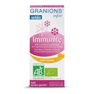 Granions Enfant Immunité Bio - 125ml