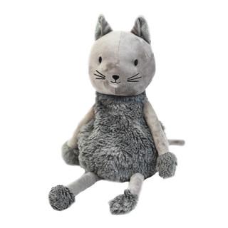 Soframar Bouillotte peluche Chat