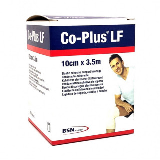 BSN Médical Co-plus LF Bande auto-adhérente 10 cm x 3.5 m