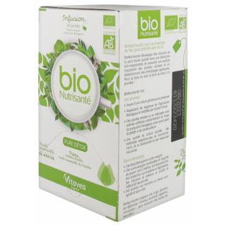 Nutrisanté Infusion Pure Détox Bio - 20 sachets