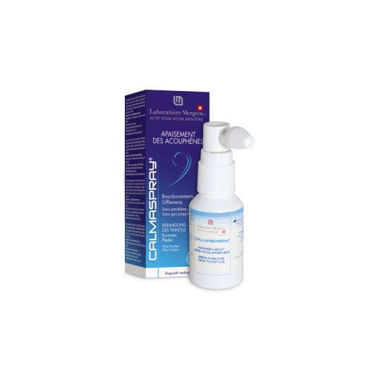 Calmaspray 30ml spray anti acouphène
