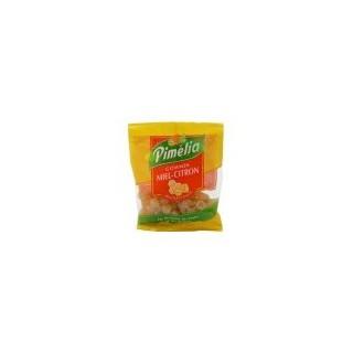 Pimélia Lemon & Honey Gums 100G
