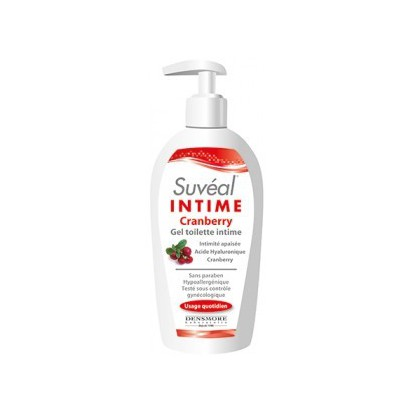 Suvéal gel de Toilette Intime Cranberry 200ml