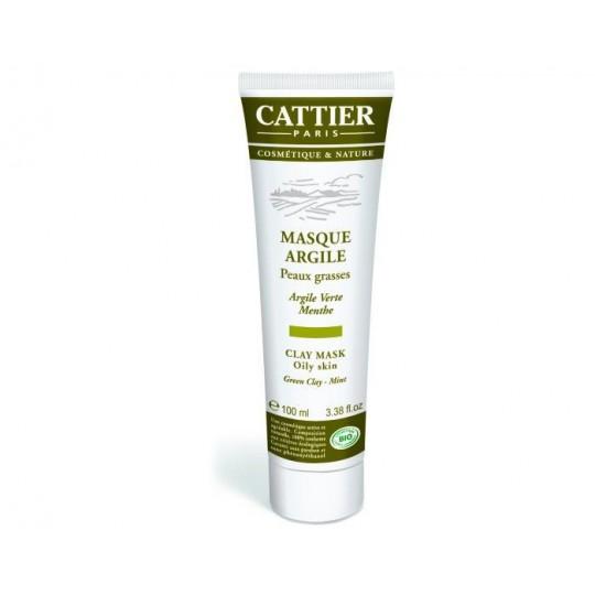 Cattier Argile Masque Vert 100ml
