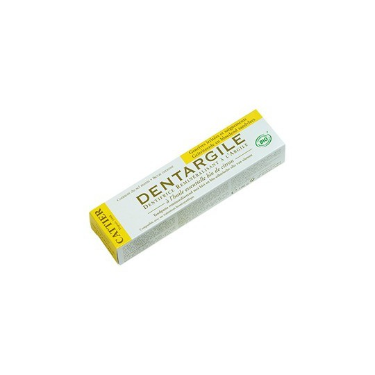 Cattier Dentifrice Citron 75ml