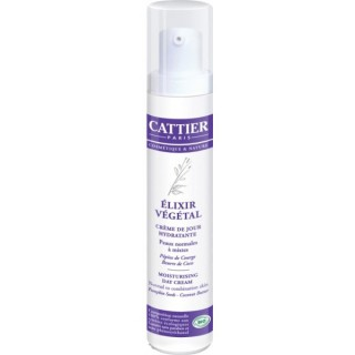 Cattier Visage Creme Hydratante Elixir Vergeture 50ml
