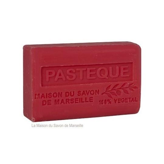 Savon de Marseille à L'huile D'Argan Mûre-Musc