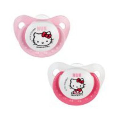 Nuk Sucette Disney par 2 Hello Kitty